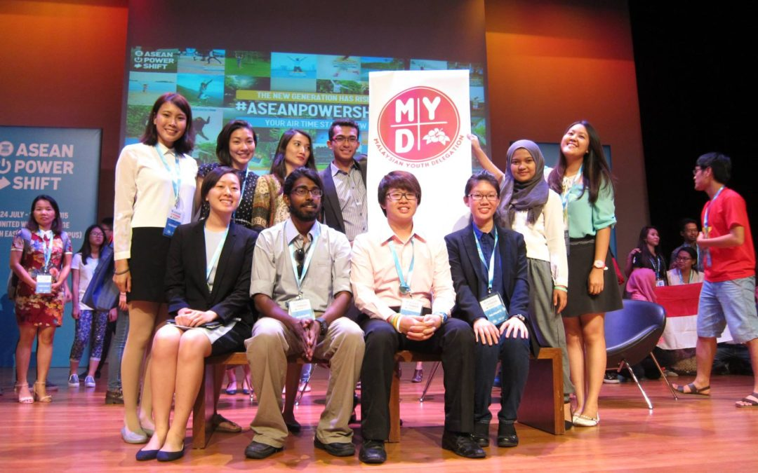 Presenting… the MALAYSIAN YOUTH DELEGATION!