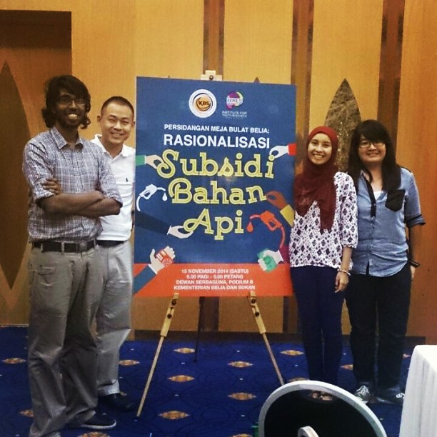 Malaysian Youth Statement on Climate Change towards COP21