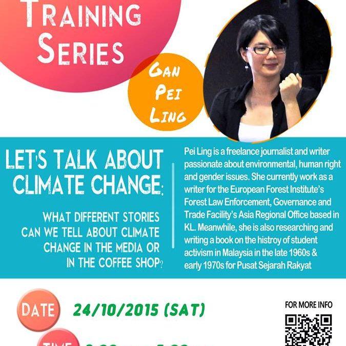 MYD Training Series – Gan Pei Ling